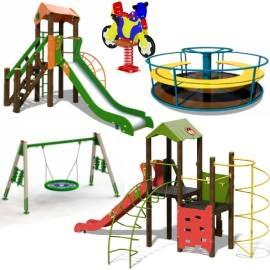 Детские игровые площадки СиверCпорт