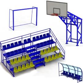 Оборудование для активных видов спорта СиверСпорт