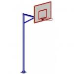Стойка баскетбольная FIBA