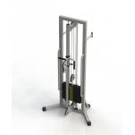 Тренажер для кинезитерапии рег. МТБ-1 стек 105кг, рама 60х60 мм